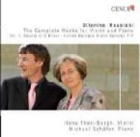 Respighi - The Complete Works for Violin and Piano Volume 3