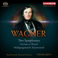 Wagner Transcriptions Volume 5: Orchestral Works