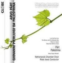 Netherlands Chamber Choir sing Part & Palestrina
