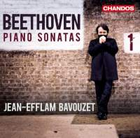 Beethoven: Piano Sonatas Volume 1
