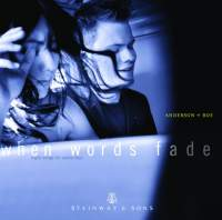 Anderson & Roe: when words fade