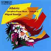 Albeniz - Complete Piano Music, Volume 2