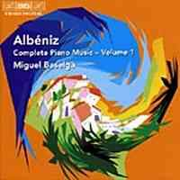 Albeniz - Complete Piano Music, Volume 1