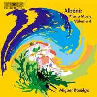Albeniz - Complete Piano Music, Volume 4