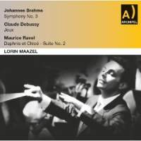 Lorin Maazel conducts Brahms, Ravel & Debussy