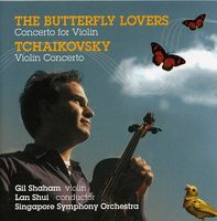 Gang/He/Tchaikovsky-Gang / Zhanhao: The Butterfly Lovers; Tchaikovsky: Violin Concerto