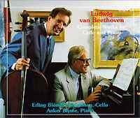 Beethoven: Works for Cello and Piano