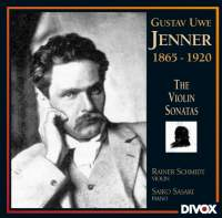 Jenner: The Violin Sonatas