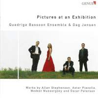 Mussorgsky/Piazzolla/Stephenson: Pictures at an Exhibition(arr.for Basson Ensemble)