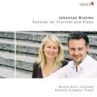 Brahms - Sonatas for Clarinet and Piano