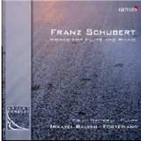 Schubert - Works for Flute and Piano