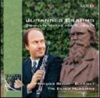 Brahms - Complete Works for Clarinet