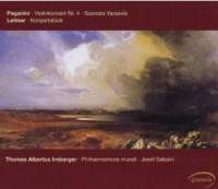 Paganini & Leitner: Works for Violin and Orchestra
