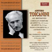 Toscanini: All Beethoven