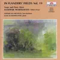 In Flanders Fields Volume 19 - Songs & Piano Music by Lodewijk Mortelmans