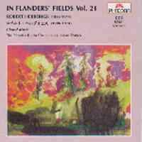 In Flanders Fields Volume 21 - Choral music of Robert Herberigs