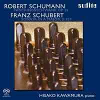 Piano Works by R. Schumann & Schubert