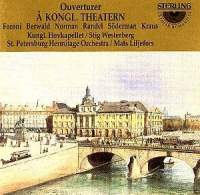 Overtures at the Stockholm Opera