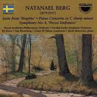Natanael Berg: Orchestral Works
